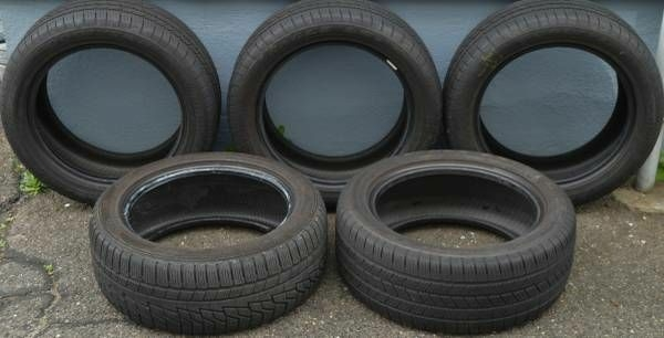 Goodyear Eagle LS-2 - 225/50R17 94H Tire set of 4