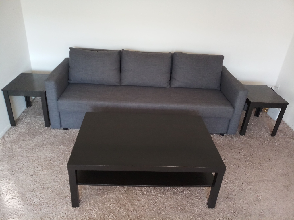 IKEA Storage & Sleeper sofa- Lightly Used,Spot Less- Like New - $350