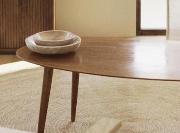 Zara home Coffee table