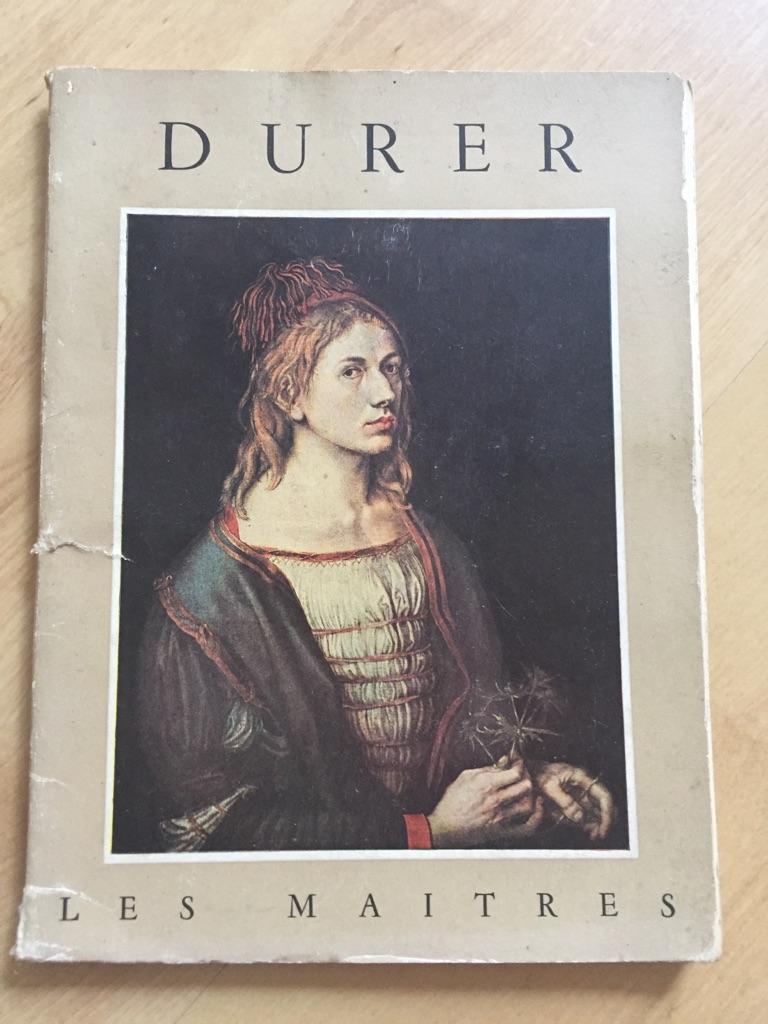 Albert Durer - Les Maitres 1953
