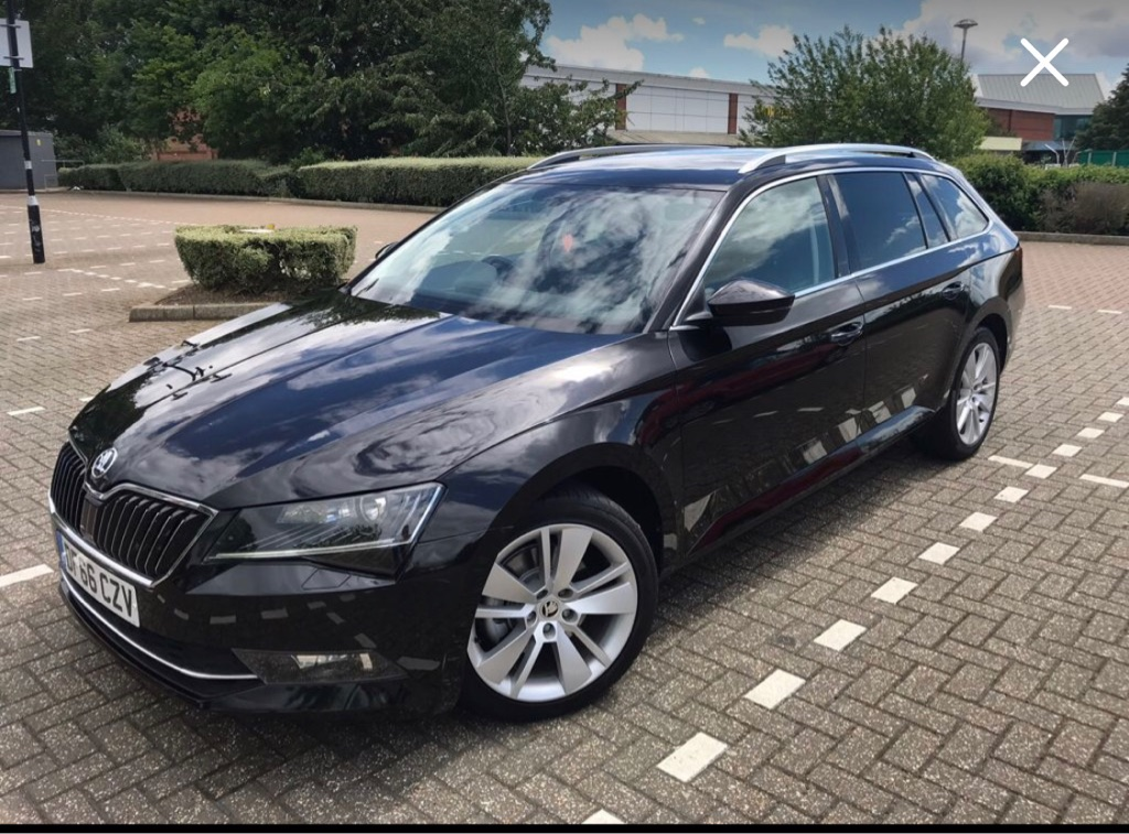 Skoda superb executive 2.0 se estate