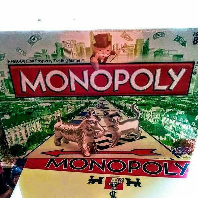 BRAND NEW MONOPOLY $10