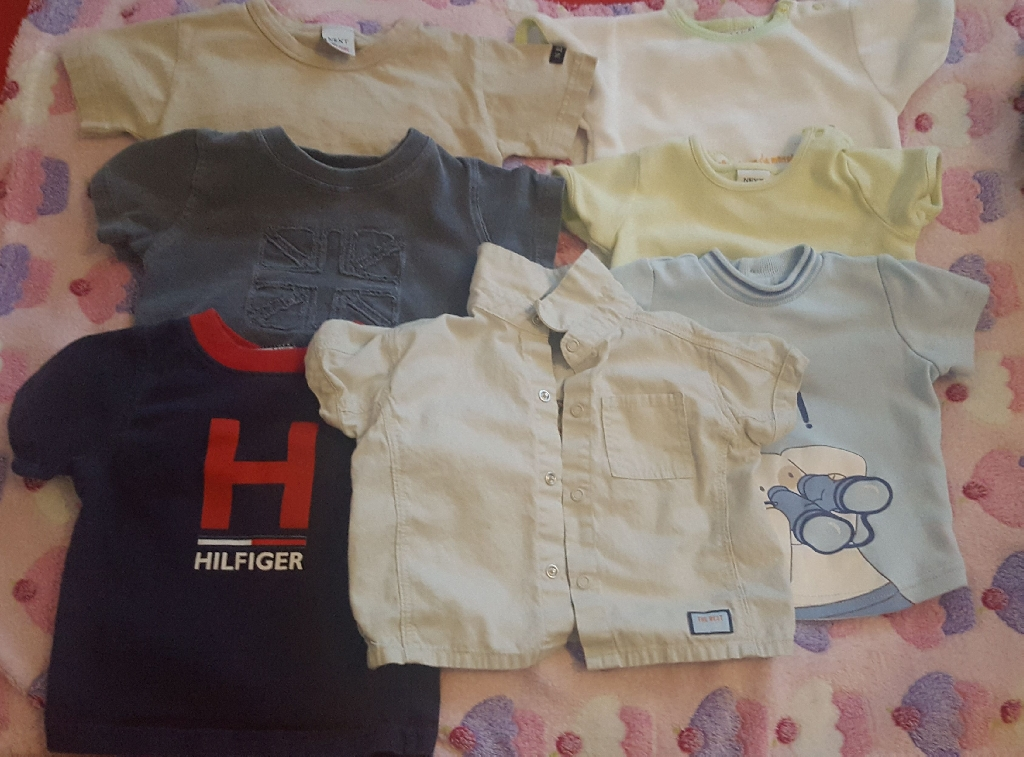 baby boys 3-6 month bundle