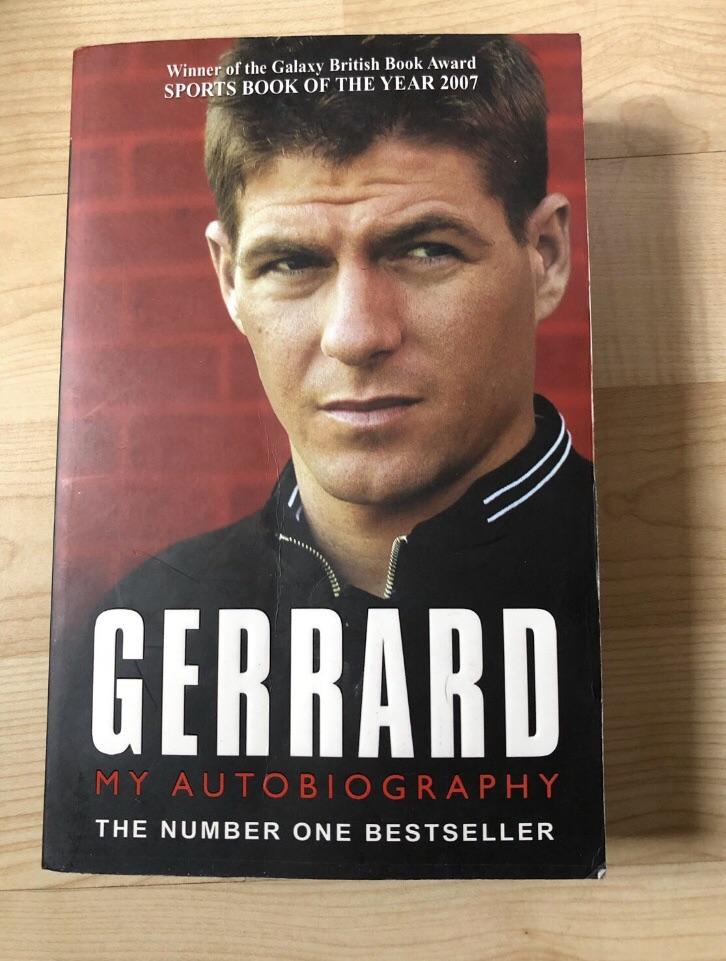 Gerrard Autobiography