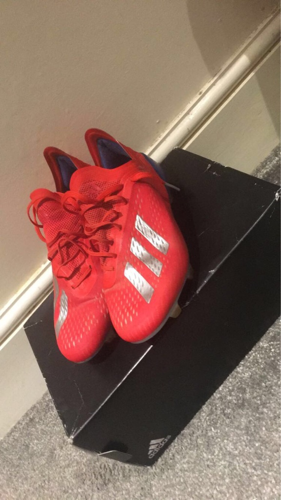 Adidas x 18.1 (top end and firm ground)