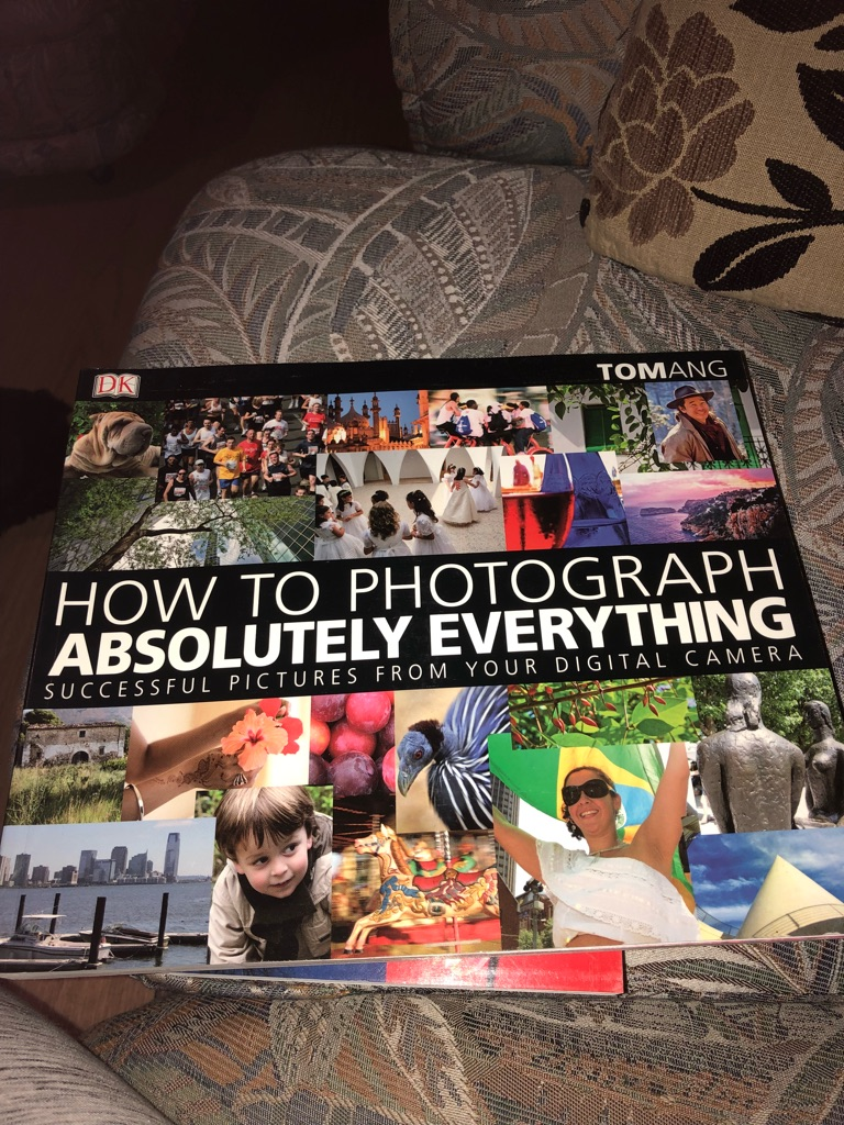 2 photography books