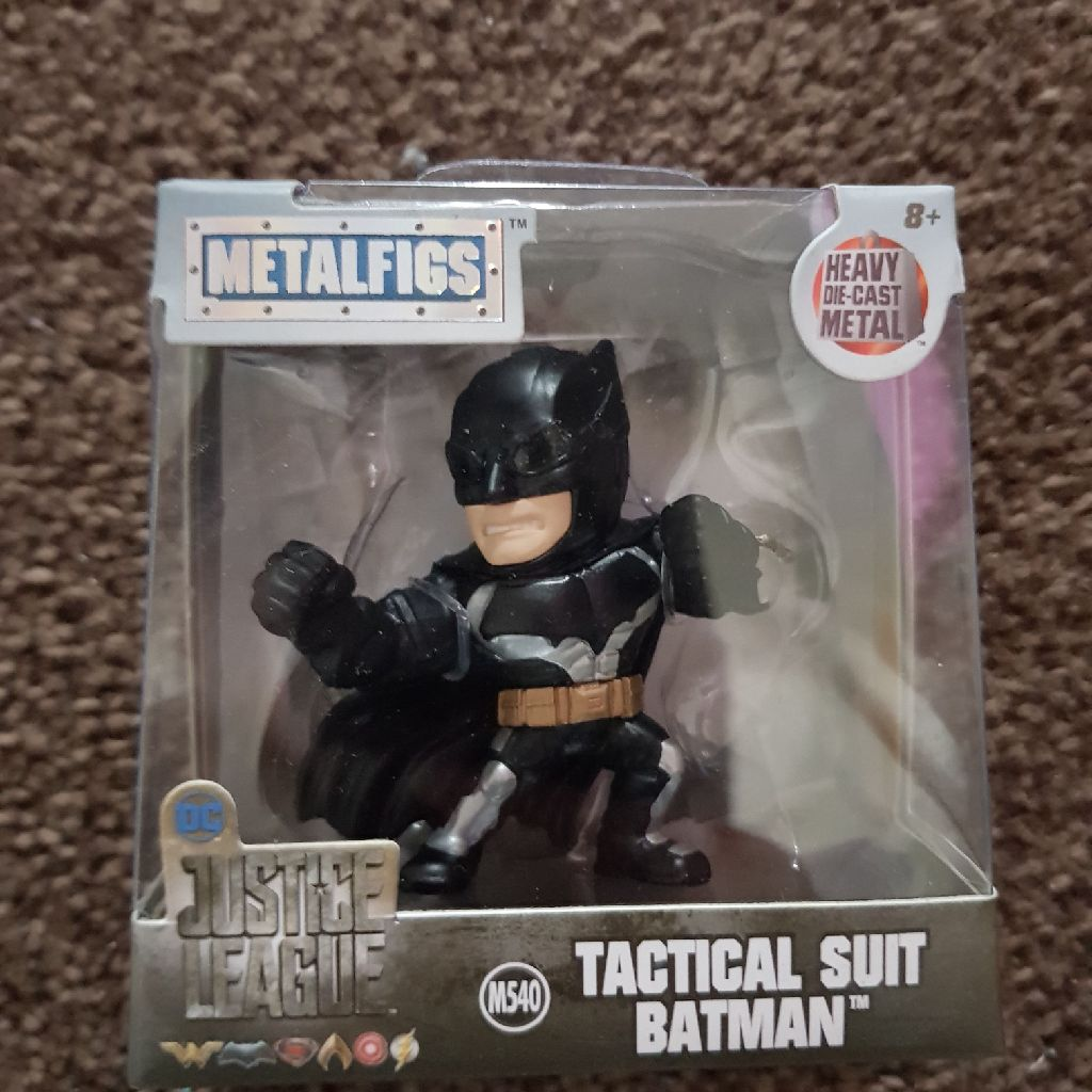 Brand new diecast batman figure