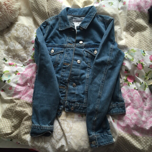 Women's XS denim jacket