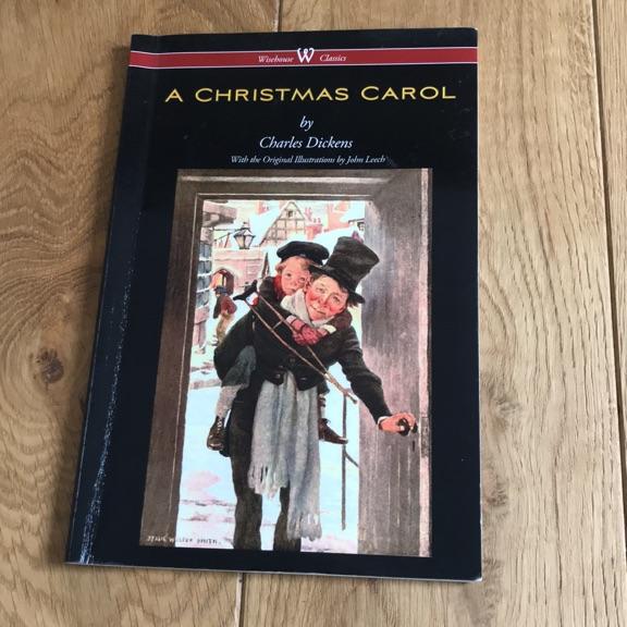 A CHRISTMAS CAROL (WISEHOUSE EDITION)