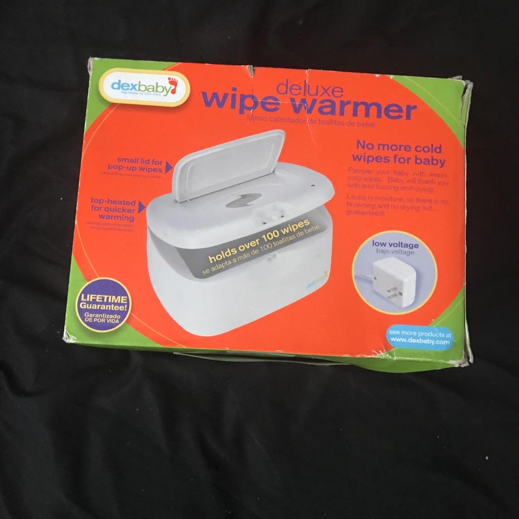Wipe warmer