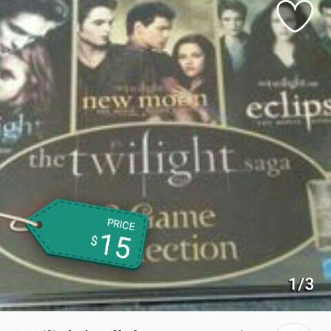 Twilight 3 Collection board game