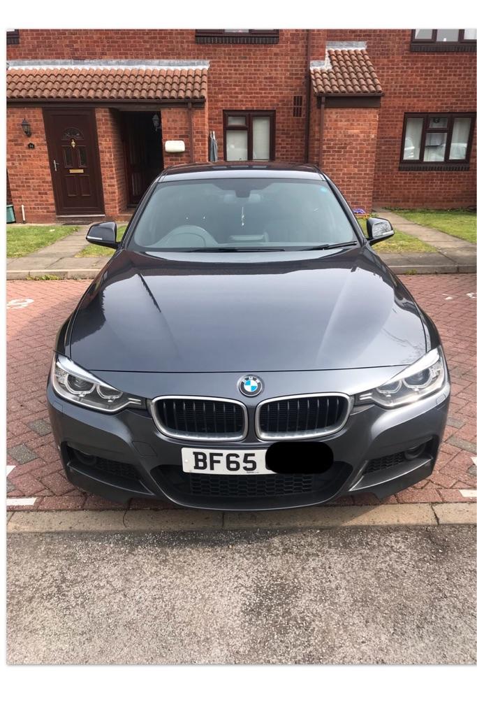 BMW 318 M Sport 2015