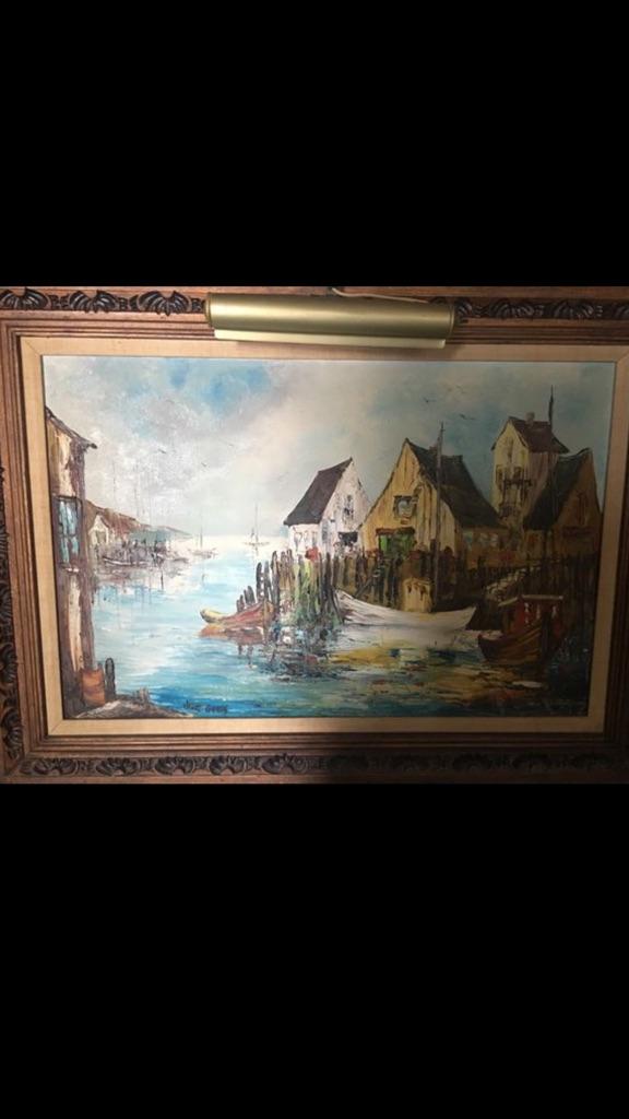 Van Gores painting