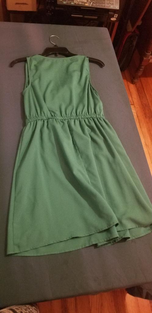 Green Dress (Size M) [Bebop]