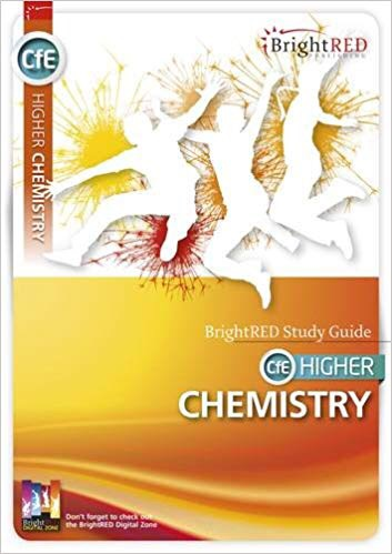 CfE Higher Chemistry Bright Red Study Guide