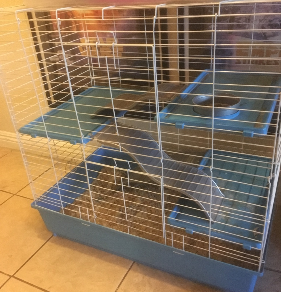 Small/Medium Animal Cage