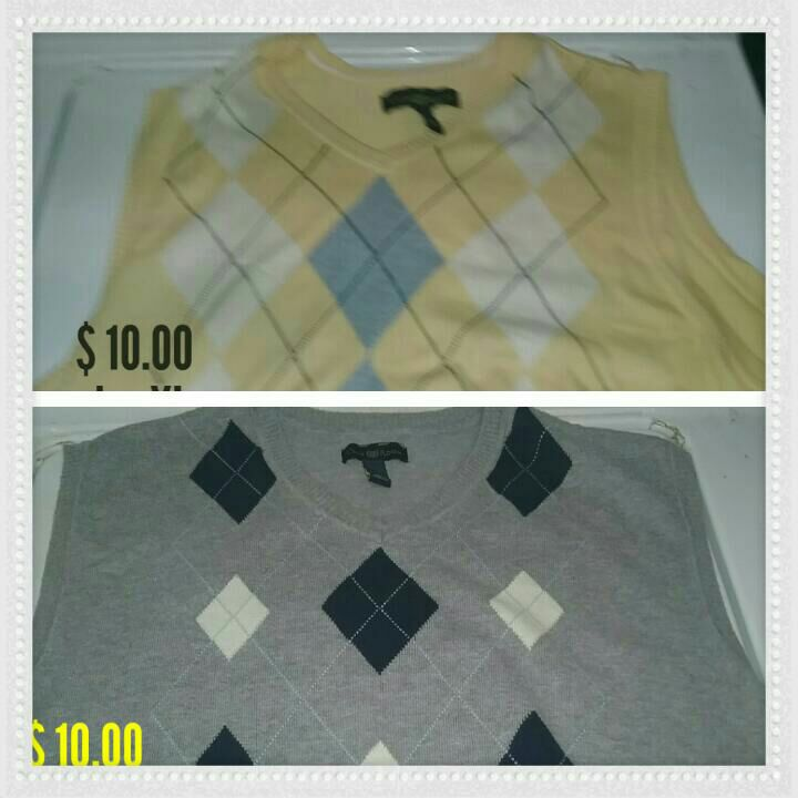 Men's Sweater Vests