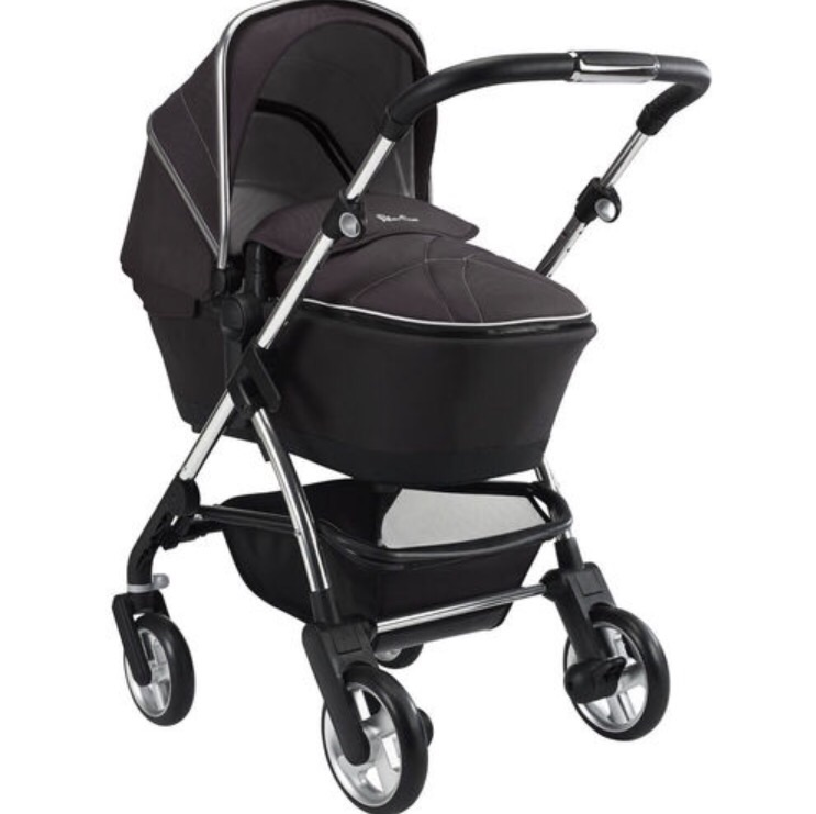 Silvercross wayfarer pram & accessories