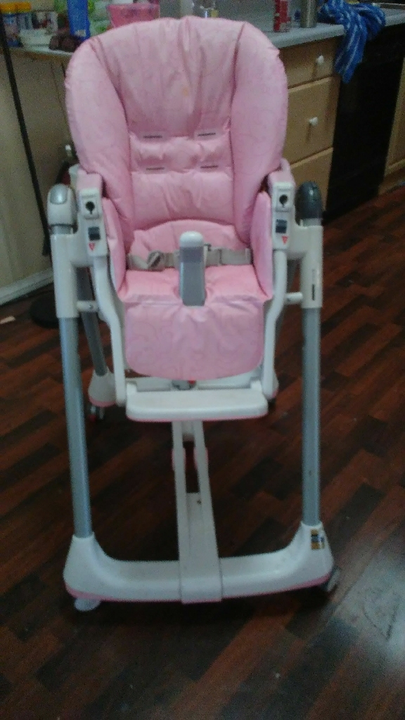 prima pappa peg perego high chair