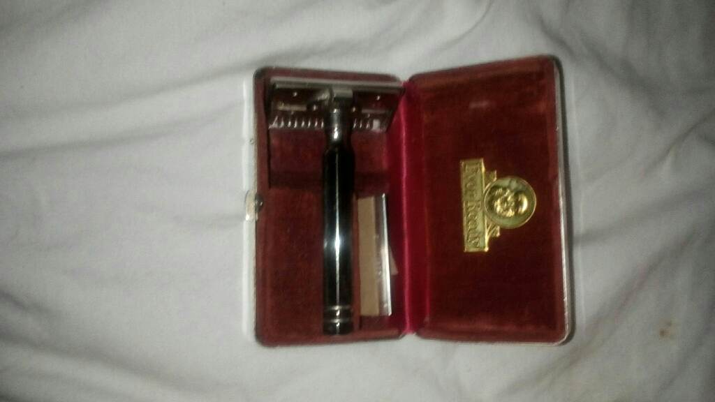 Ever ready vintage safety razor