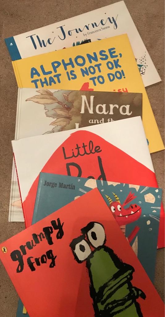 Picture Books - 6 books