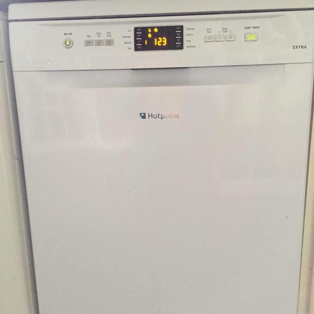 Hit point extra dishwasher