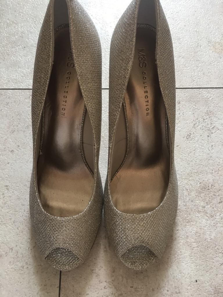 M&S party sandals
