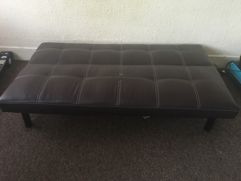 Bedsit sofa