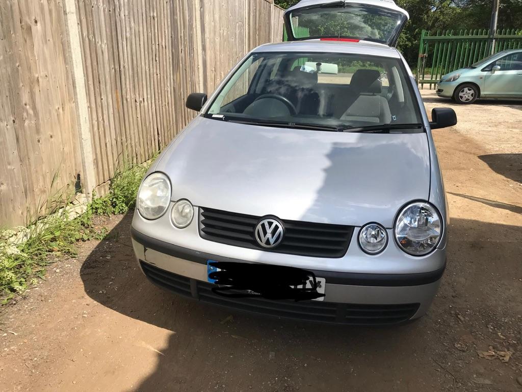 Volkswagen pole 1.2 petroleum