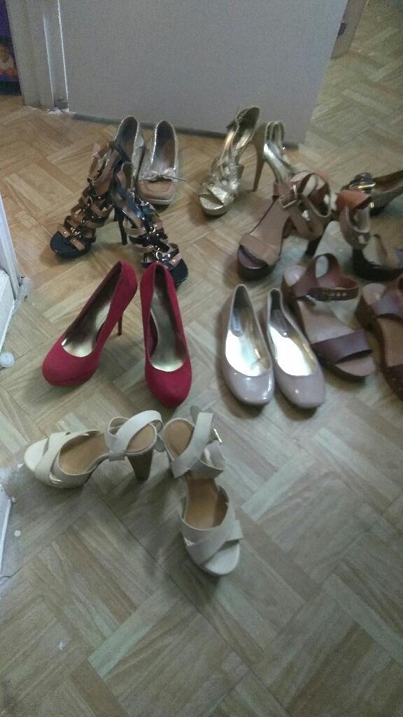Heels and flats