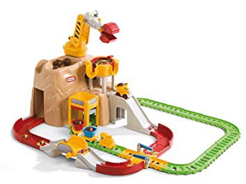 Little tykes road and rail