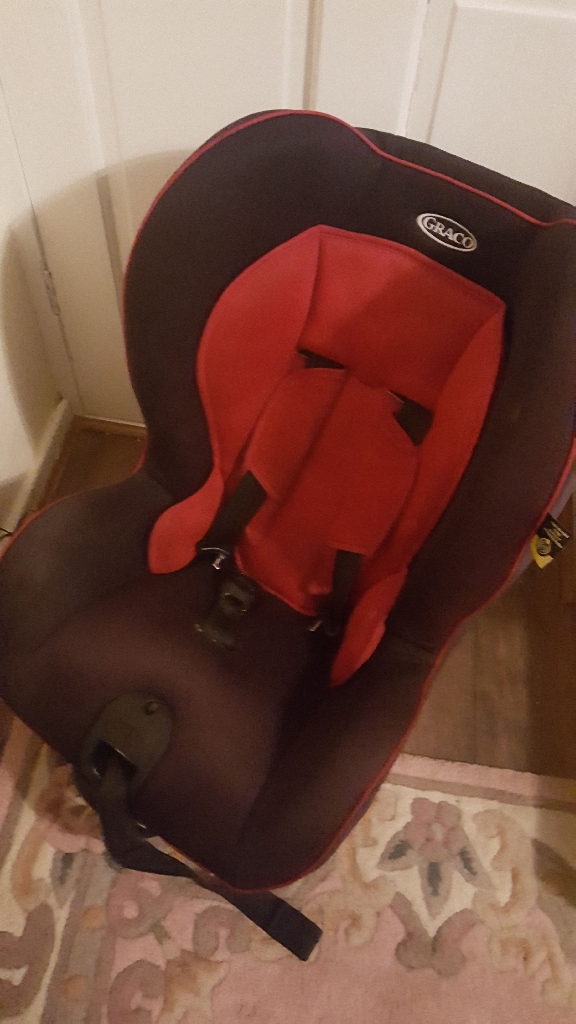 Graco car seat group 1