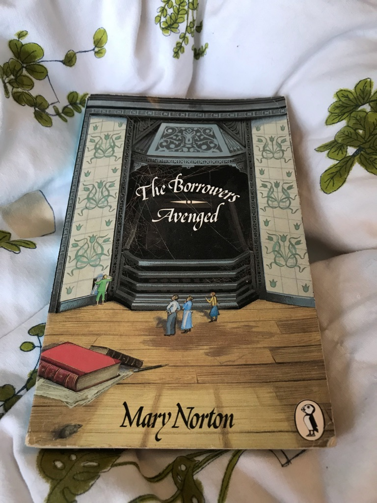 The Borrowers Avenged- Mary Norton book