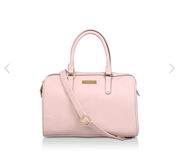 Brand New With Tags pink carvela bag