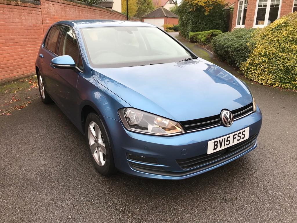 VW Golf Bluemotion Match 1.6l Diesel