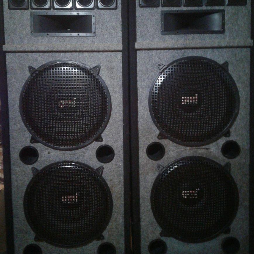 "Dual GMI 15"" Speaker Ranger Series 800 Watts"