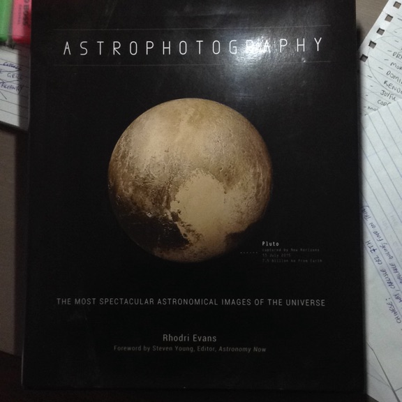 Astrophotogaphy Book