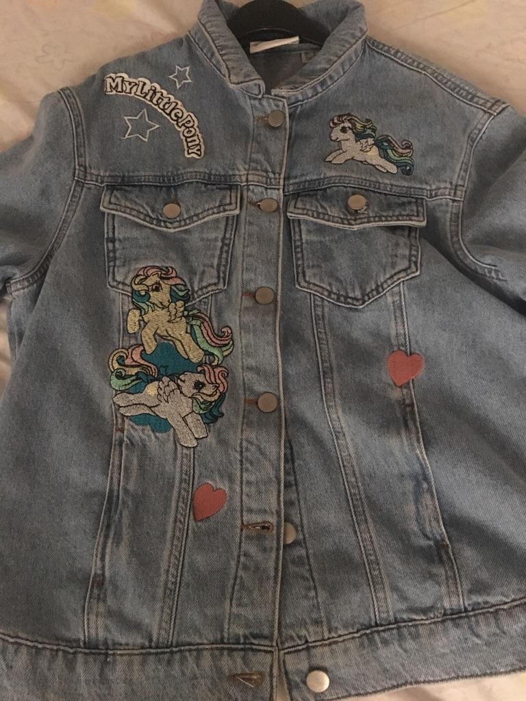 *Brand New* My Little Pony Demin Jacket Size 10