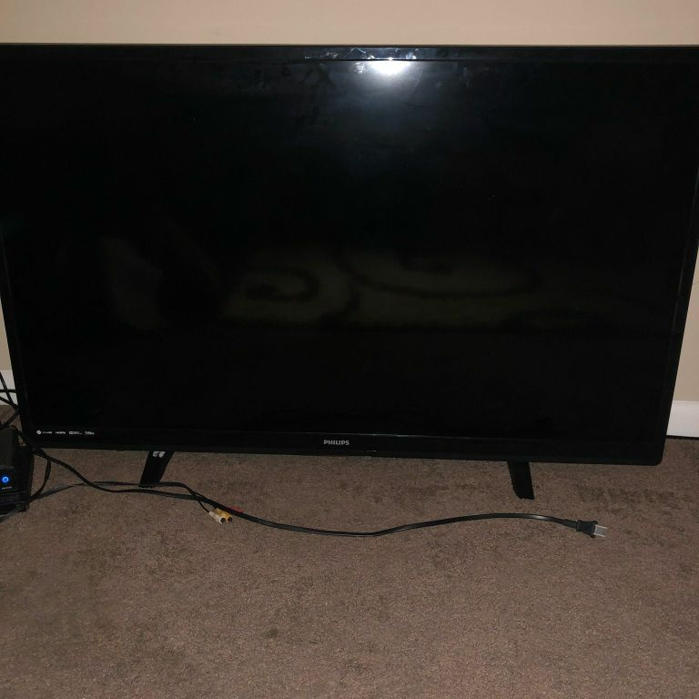 """6mos. Old 55"""" TV"""