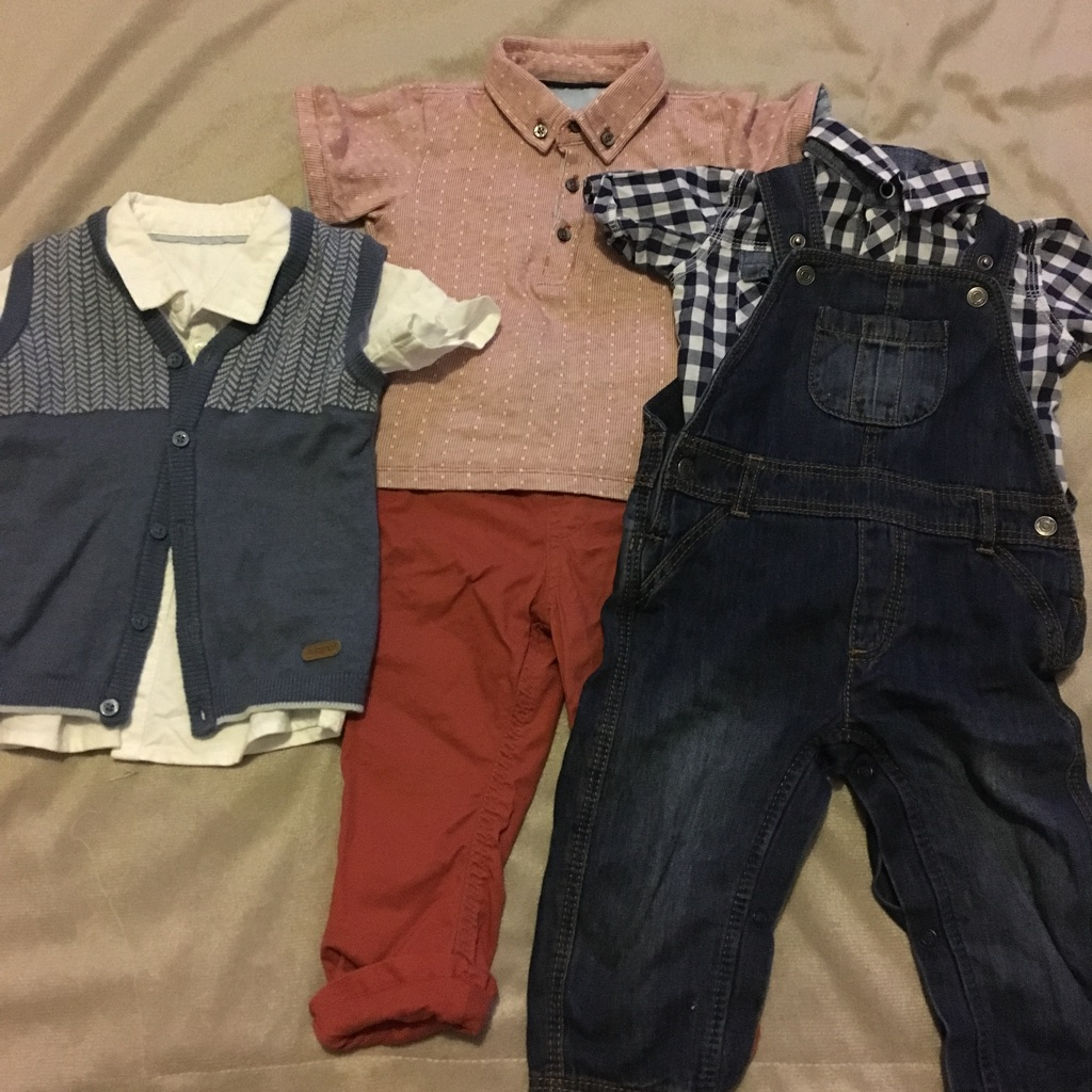 Assorted 9-12 months