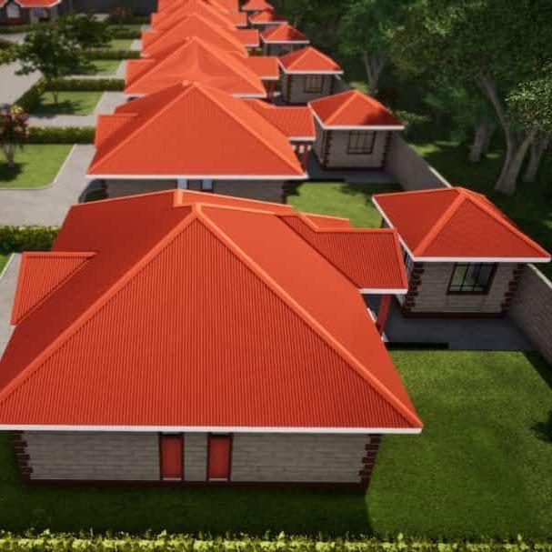 3 Bedroom plus Dsq bungalow