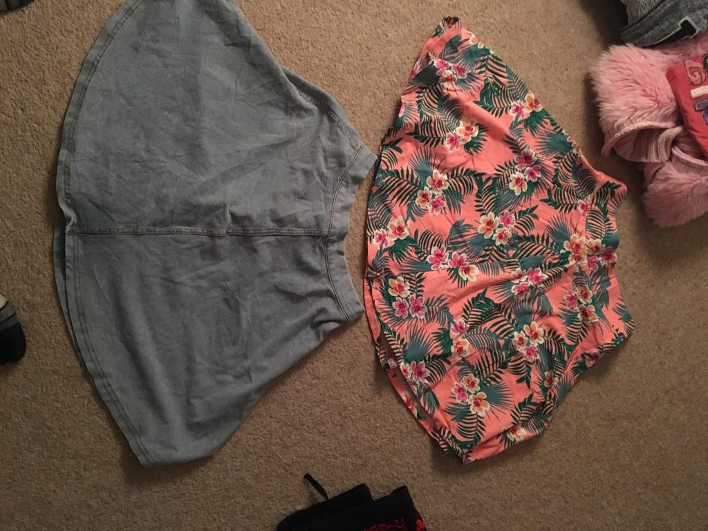 Skirts size 14/15