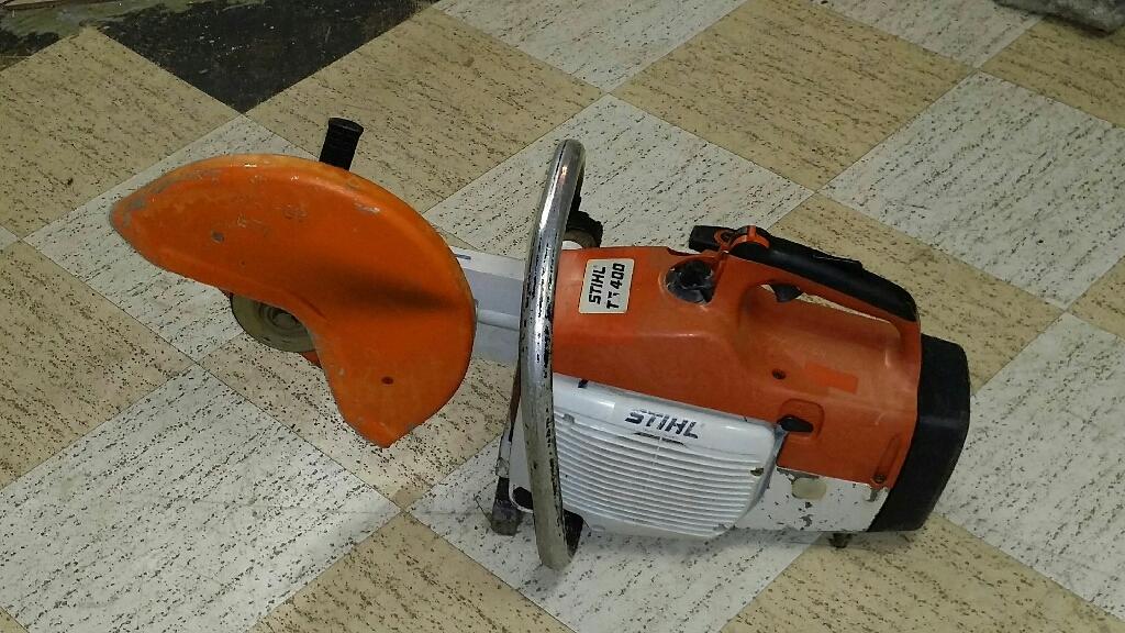 Stihl TS400 Chopsaw