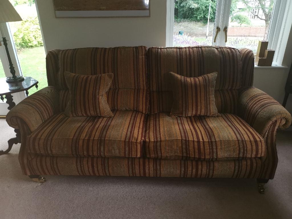 Parker Knoll living room furniture set