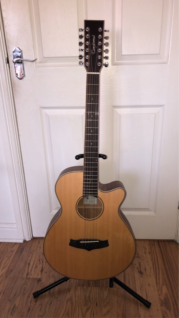 Tanglewood Discovery 12 String Acoustic Electric Guitar