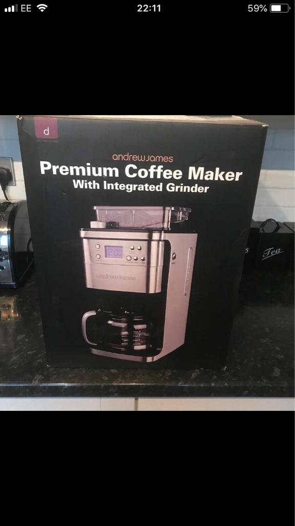 Andrew James Coffee Machine