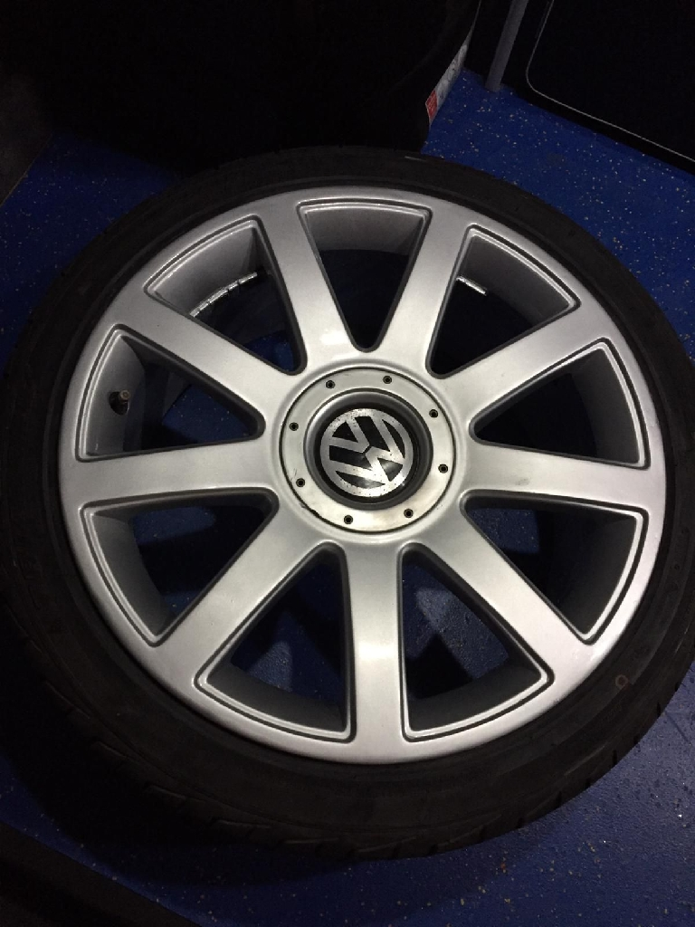 VW / Audi Alloys and Tyres