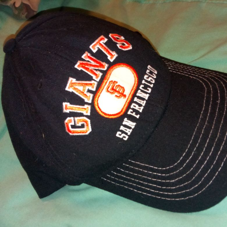 San Francisco giants brim hat