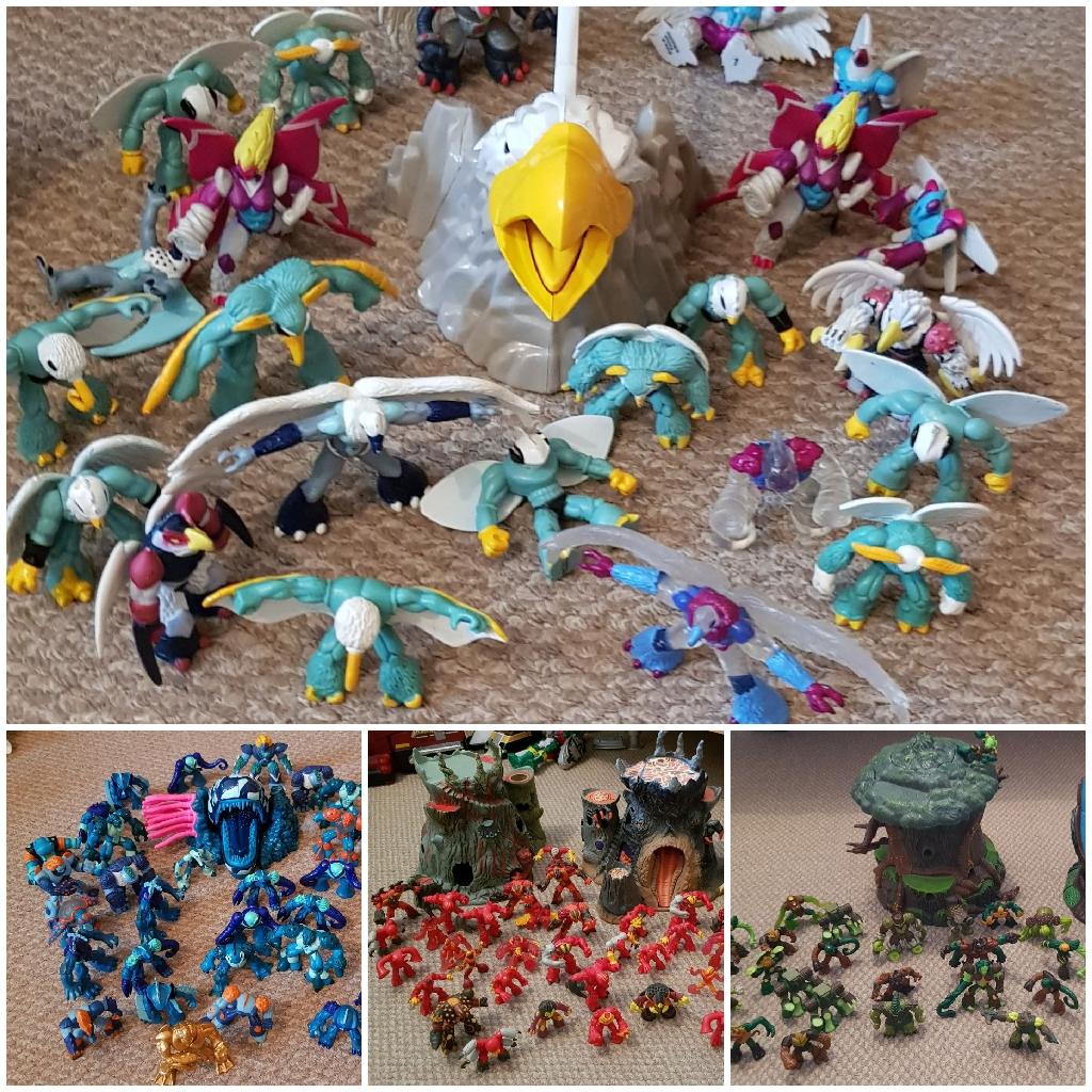 Gormiti Collection
