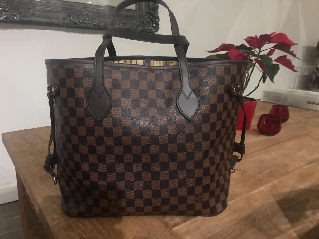 Louis Vitton style bag